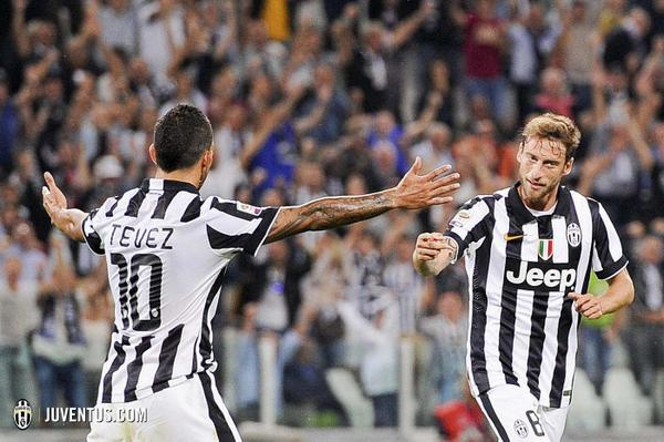 Serie A 2014-2015 Giornata 2: Juventus 2-0 Udinese