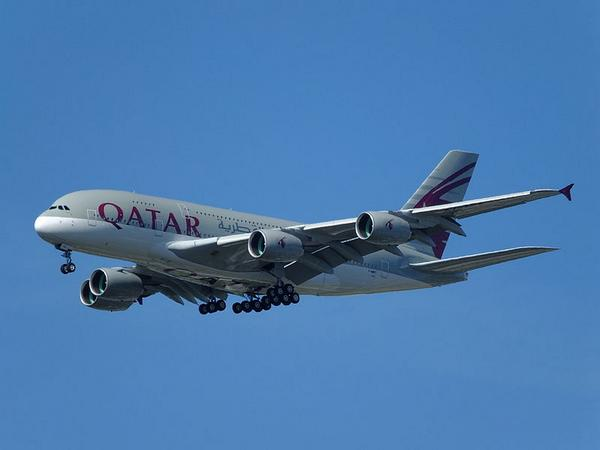 Qatar Airways Finally Takes Delivery of Their A380 | Story by @robertplafker | http://t.co/oFj2xR4t9o http://t.co/ES3IplpKoE