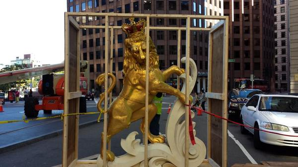 .@universalhub  the lion on Devonshire street http://t.co/MS09vIMQoh