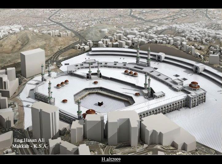 Masjid al Haram 2020 BxgO8jVCcAA6v4J