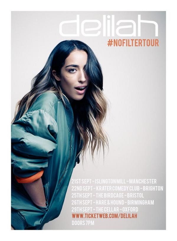 SOO excited for this TOUR!! RT for your chance to win x2 tickets #NoFilterTour  #OneWeekToGo http://t.co/usoGz7zX4V