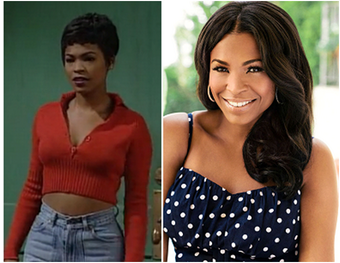 Where Are They Now On Twitter Nia Long 43 Lisa Fresh Prince