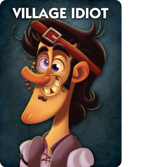 Image result for the village idiot