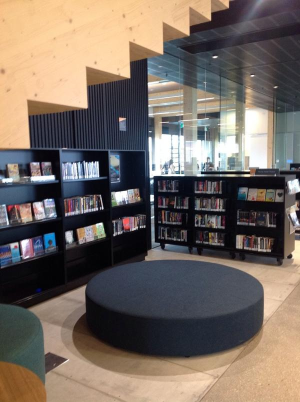 library @ at the dock http://t.co/TumvGb3v1J