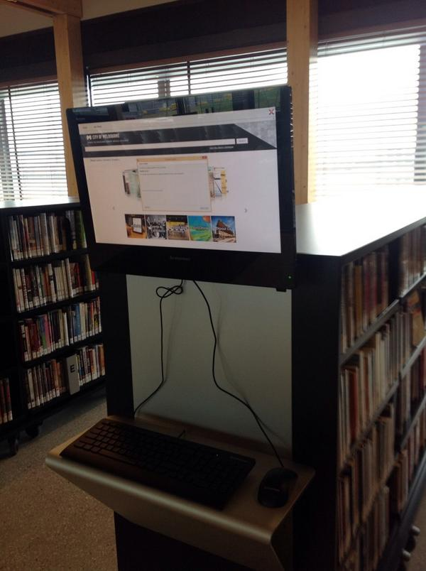 Bay end pcs - library @ at the dock http://t.co/GhmRvirdqp