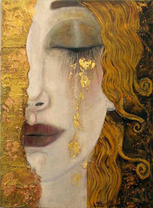 "SoloViolaepunto on Twitter: ""#twitart Le lacrime di Freyja Gustav ..."
