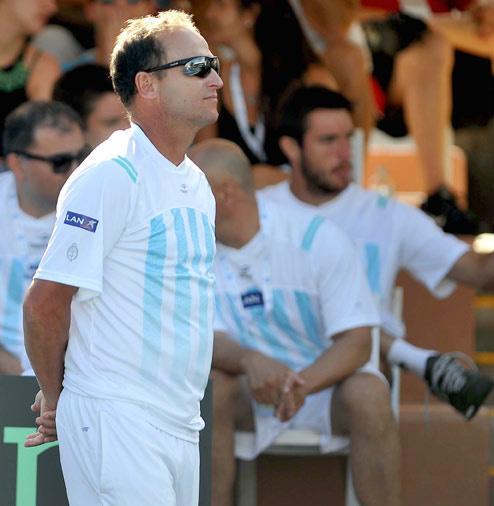 Jaite - Davis Cup vs ISR