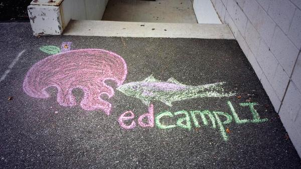 Hey @EdcampUSA we are now part of the family @EdCampLI   @kristenswanson #EdCampLI http://t.co/LWSuDEloiT