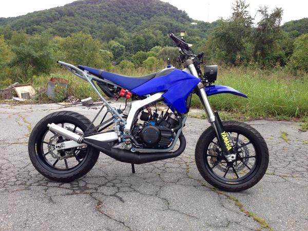 Yamaha banshee 2014