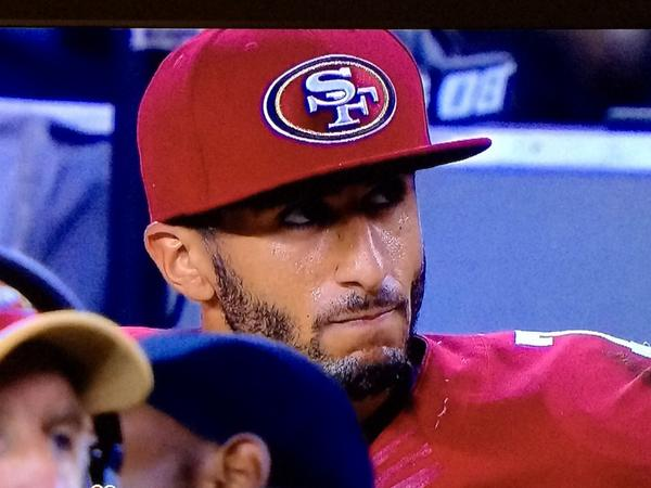 More NFL: San Francisco QB Colin Kaepernick allegedly dropped N-word