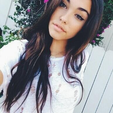 On twitter quot quot madison beer is ugly quot can i please be as ugly as madison