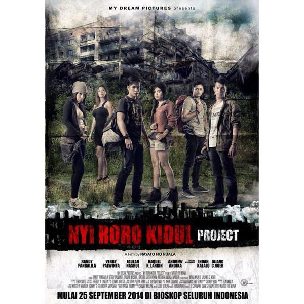 Nyi Roro Kidul Project (2014) DVDRip 181 MB