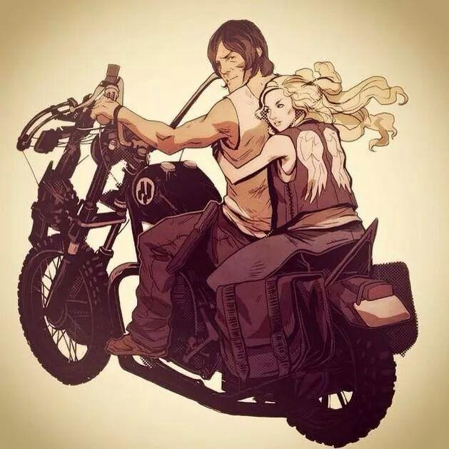 Image result for bethyl fan art