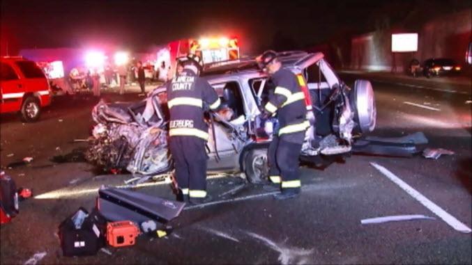 Car Train Accident In San Leandro Ca