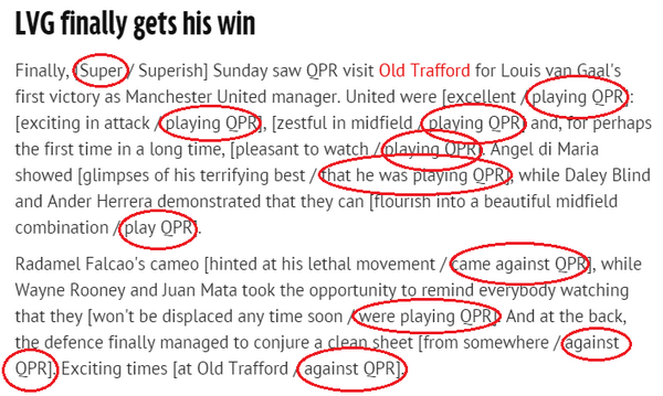Did my own customisable, prejudice-friendly, DIY match report. Thanks @MirrorFootball http://t.co/JOmFOPMlT3 http://t.co/TYzFQMD7EJ