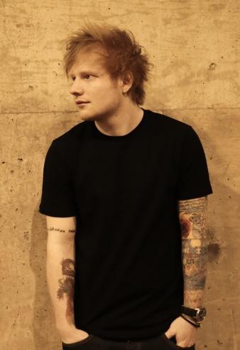 Zrzavý sympaťák z Británie Ed Sheeran míří poprvé do České republiky – 12. února 2015 vystoupí v pražském Foru Karlín http://t.co/enOcSLCXfB