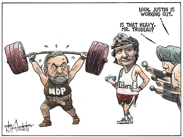 This week's editorial cartoon, by @deAdder #cdnpoli http://t.co/SQYV07JH5s