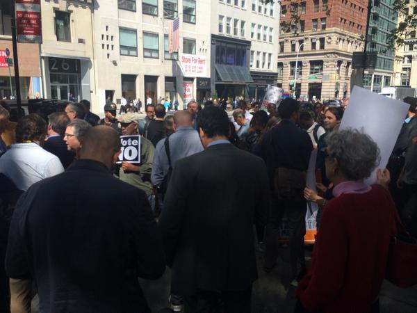 #SaveTheInternet (@ City Hall Park - @nycparks in New York, NY) https://t.co/f8R8Z83lb3 http://t.co/waTXsrGavz