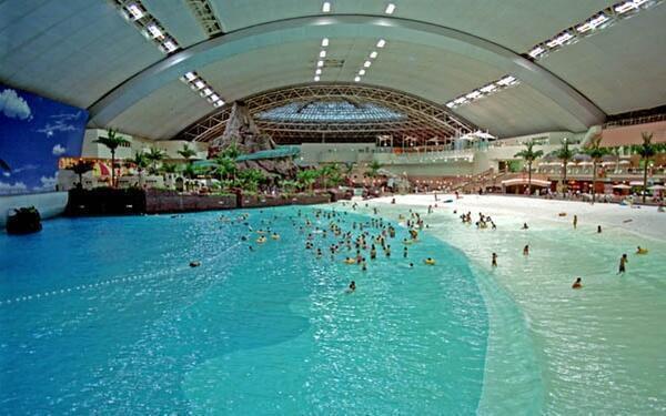 Frases on twitter piscina cubierta m s grande del for Piscinas del mundo