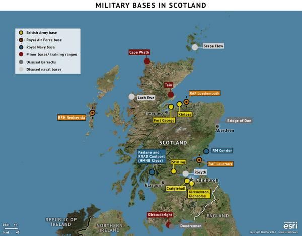 Air Force Bases In England Map.Eva Golinger On Twitter Why England Is Opposed To Scotland S