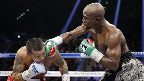 Floyd Mayweather made almost $15K per second this weekend (again), how was yours?: http://t.co/QEn3opex2m http://t.co/qNQZxAQoo2