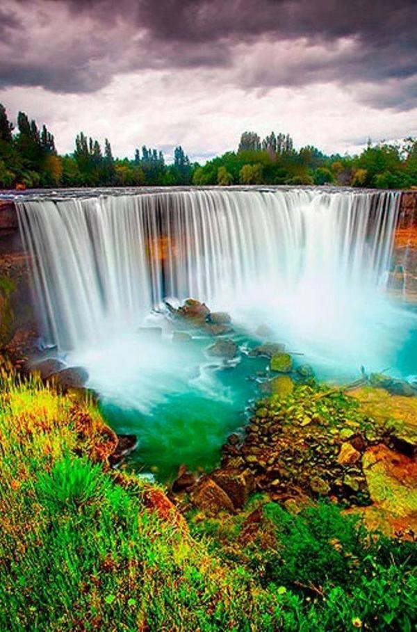 """Jaksa Dubljanin On Twitter: """"Amazing Waterfalls In Chile"""