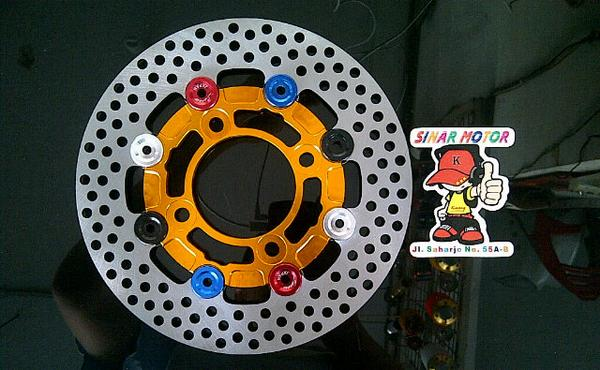 Variasi Motor Matic Thailand referensi