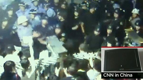 Anderson Cooper Blacked Out In China Again Over Story On Threats To Religion