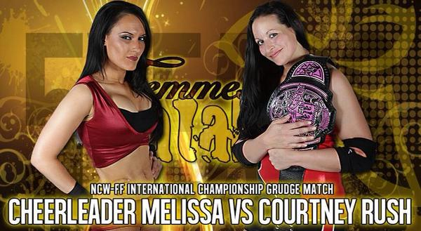 Just announced! @FutureLegendCF Vs. @WinnipeggerRush for the NCWFF Int. Champ. on October 25th! No time limit, No DQ. http://t.co/pi69X8Tmem
