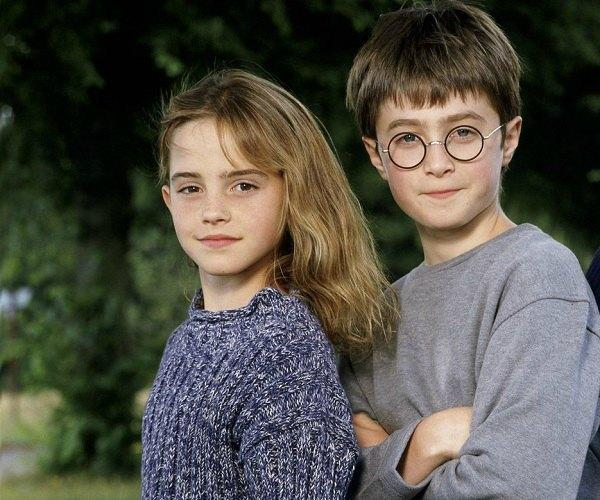 Do harry and hermione hook up