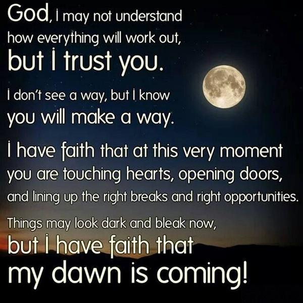 Quotes About Trusting Gods Plan. Gods Plan Quotes Quiet ...