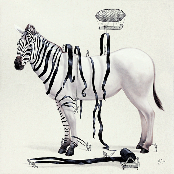 Fun paintings reveal how animals get their patterns - take a look here: http://t.co/EGC42CjAVj #art http://t.co/JGOEdNqbiJ
