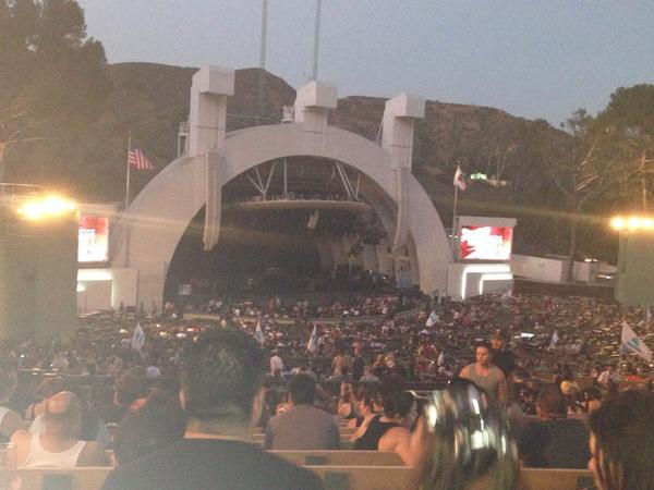 Waiting for @30SECONDSTOMARS #CarnivoresTour  #HollywoodBowl http://t.co/qN0VKF1qHM