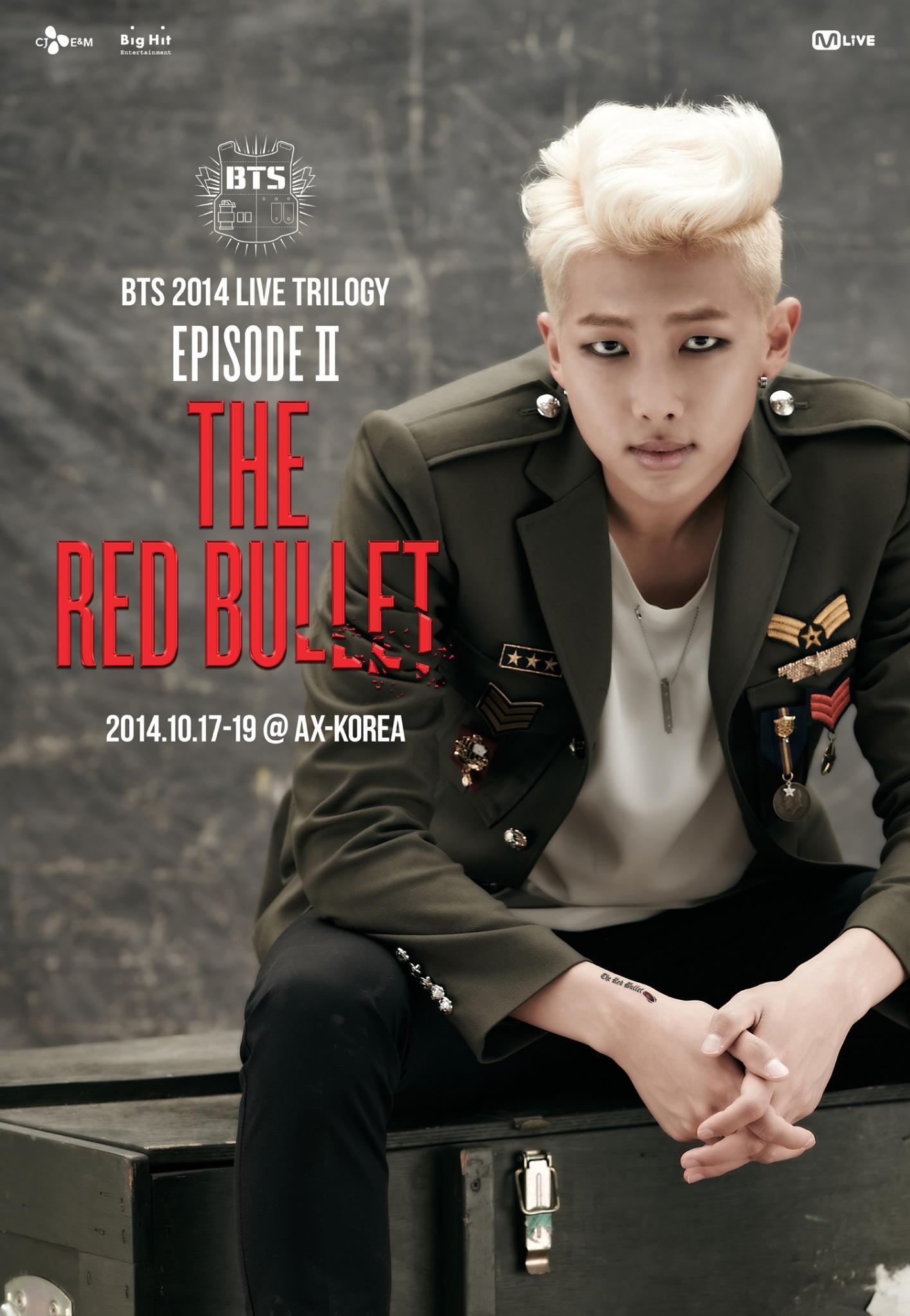 picture  bts 1st concert   bts 2014 live trilogy episode  u2161  the red bullet  140916