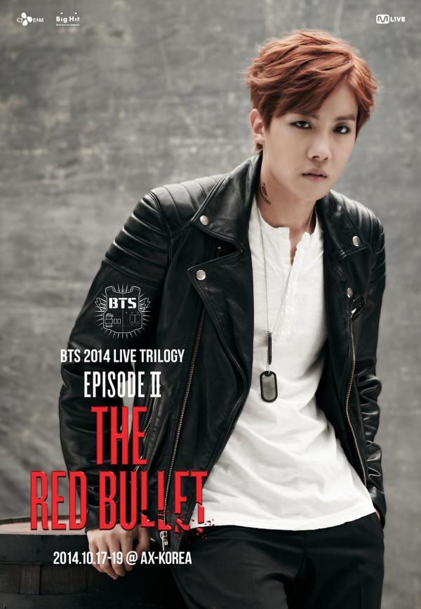 Concert] BTS 2014 LIVE TRILOGY EPISODE Ⅱ: THE RED BULLET ...