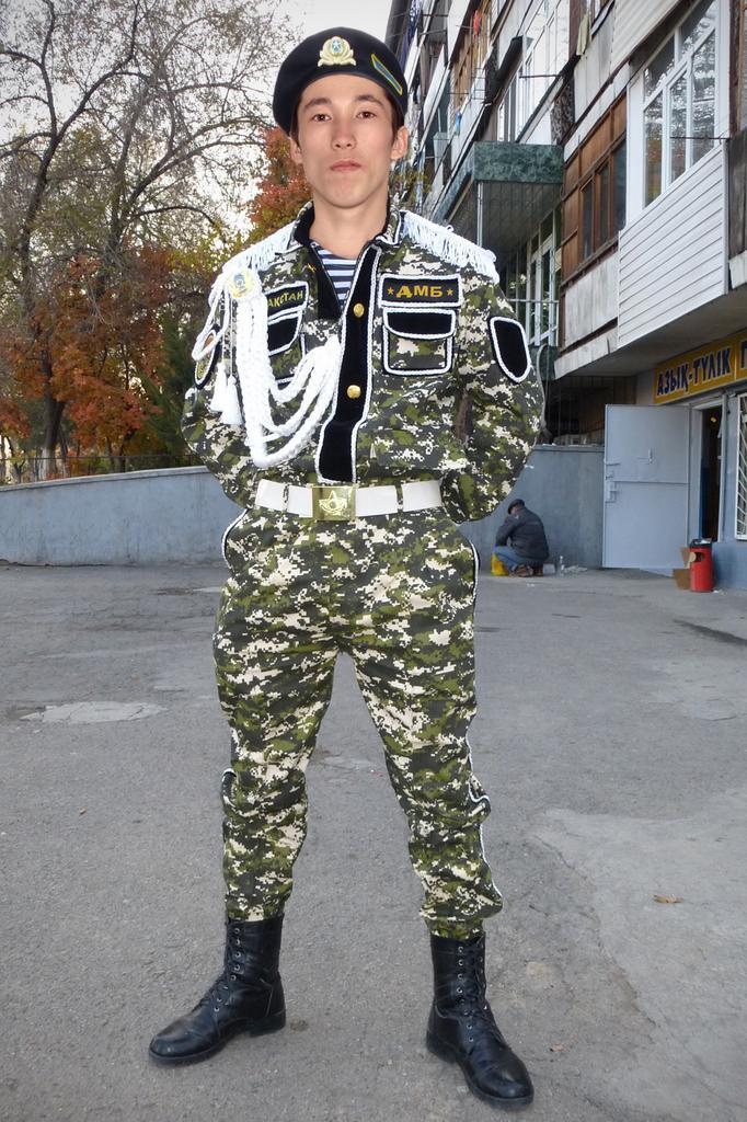 дмб военная форма фотолары это