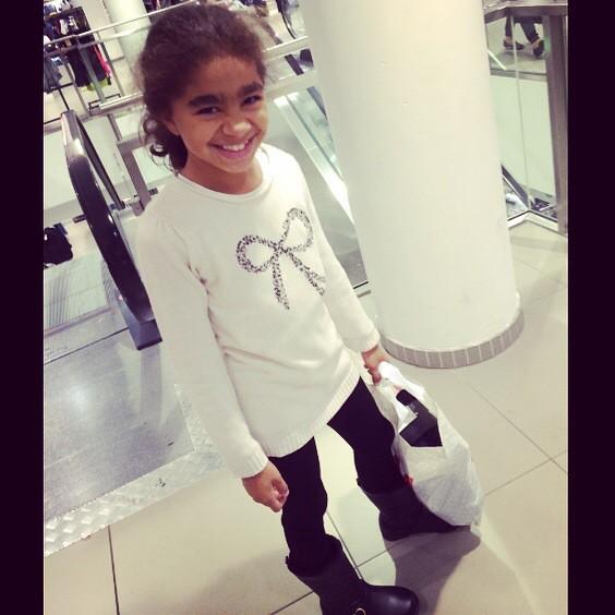 Alistair Overeem Daughter