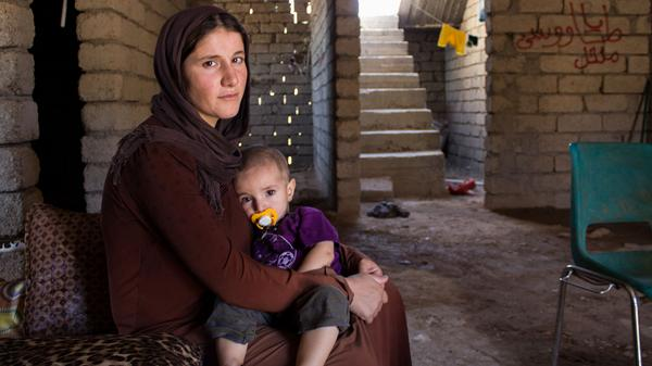 """@mashable: This woman and her child were sold to an ISIS leader. The story of their escape http://t.co/Cv5foPsnQ6 http://t.co/mkHXpy3G3R"""