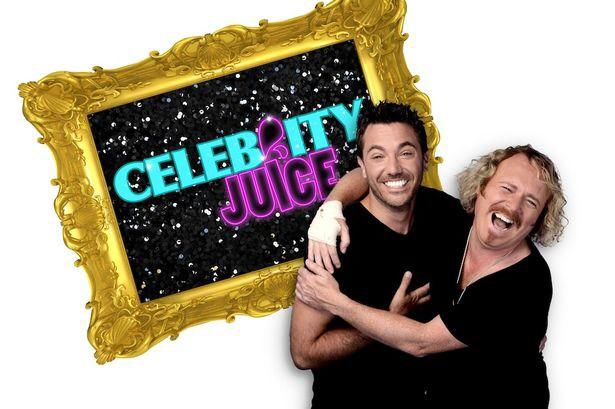Yeah boi! Juice this wk with fill in captain Gino! Fearne! Katie Hopkins, Gabby Logan, James Jordan, Chris Ramsey, http://t.co/6fT0H7TkYM