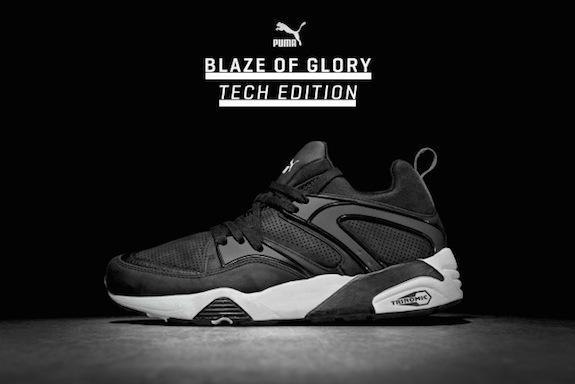 ".@pumaUK unveils the Blaze of Glory ""Tech Edition""..[http://t.co/F9EUr7Q19j] (@Canoeinc) http://t.co/2IAIvQ1ixx"
