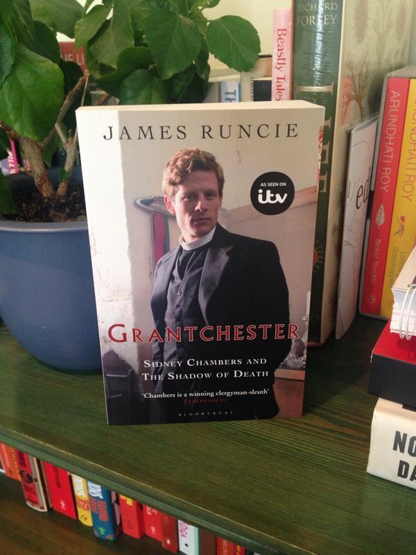 Grantchester ITV 2014, l'adaptation des romans de James Runcie - Page 4 BxpkaE1IYAA_v99