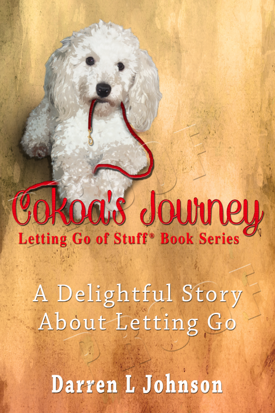 Preparing to kick off the #lettinggo journey of the book #CokoasJourney. Here is the preliminary bk cover. Follow us. http://t.co/McVrPEWO5f