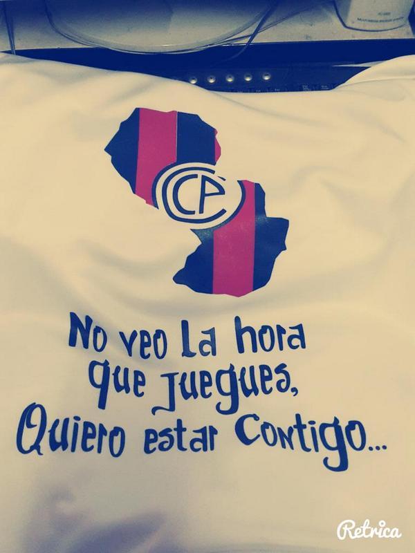 Club Cerro Porteño On Twitter No Veo La Hora Que