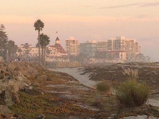 The lady who lives by the sea @delcoronado @FriendlyCruises #Coronado http://t.co/NwT3yaDVrJ
