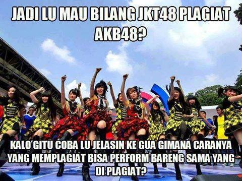 meme comic jkt48