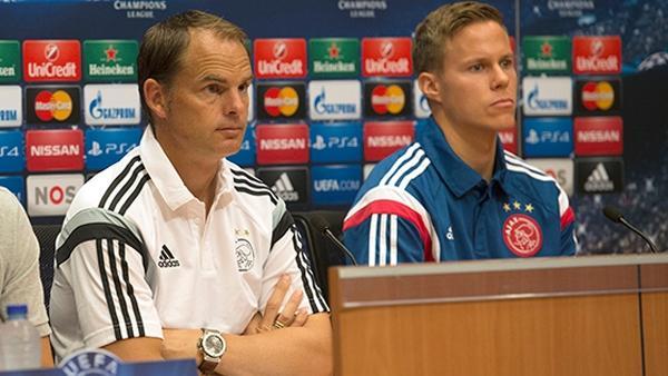 """AFC Ajax On Twitter: """"De Boer: 'We Gaan Proberen Te"""