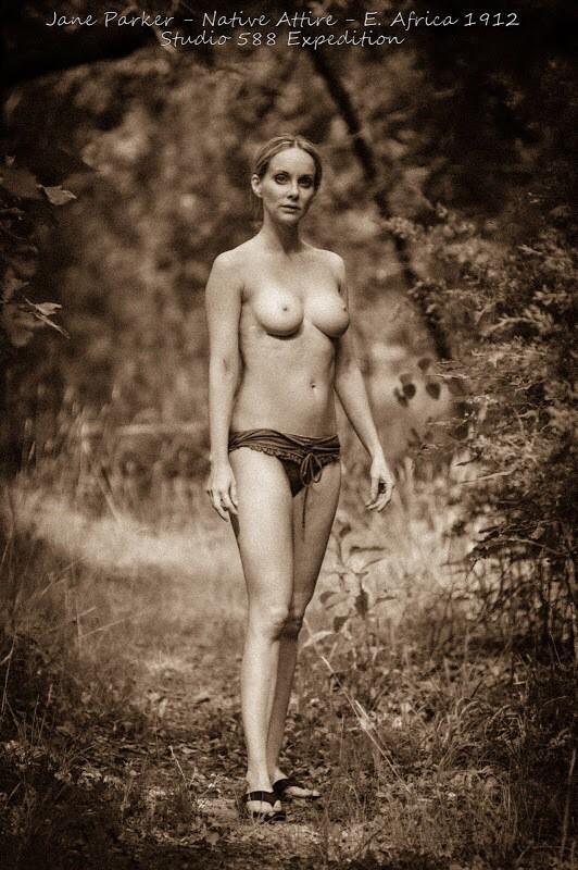 Nude jungle jane #7
