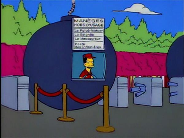 """SimpsonsQOTD on Twitter: """"""""Who are you to resist it, huh? Come on ..."""