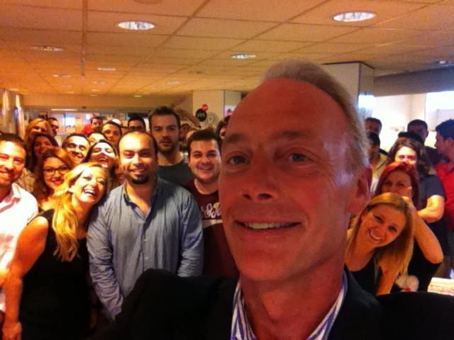 RT @MattSeilerIPGMB: Selam from @UMWorldwide office in Turkey! These guys are doing a terrific job! http://t.co/ZOZCs2KrsH