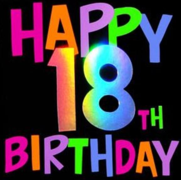 "Ashley Townsend On Twitter: ""Happy 18th Birthday, Kiddo"